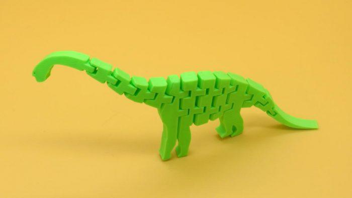3D Printed Sauropod