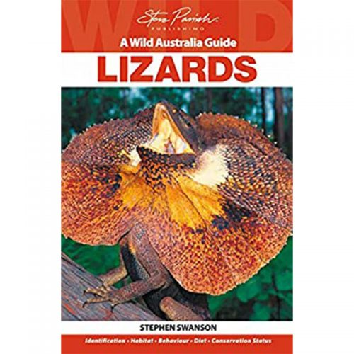 A wild australia guide to lizards book