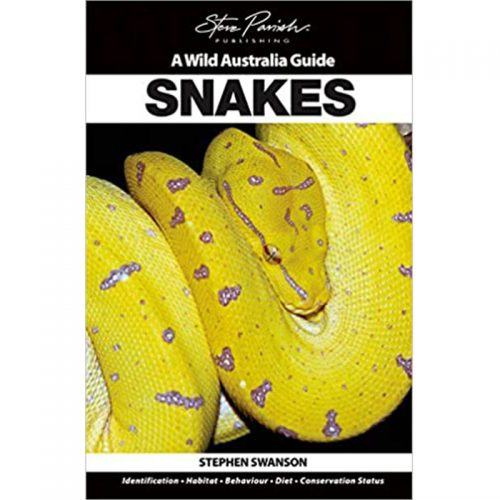 A wild Australia guide to Snakes