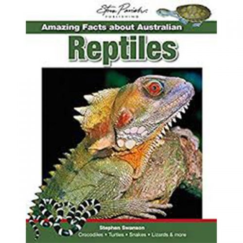Amazing facts about reptiles book