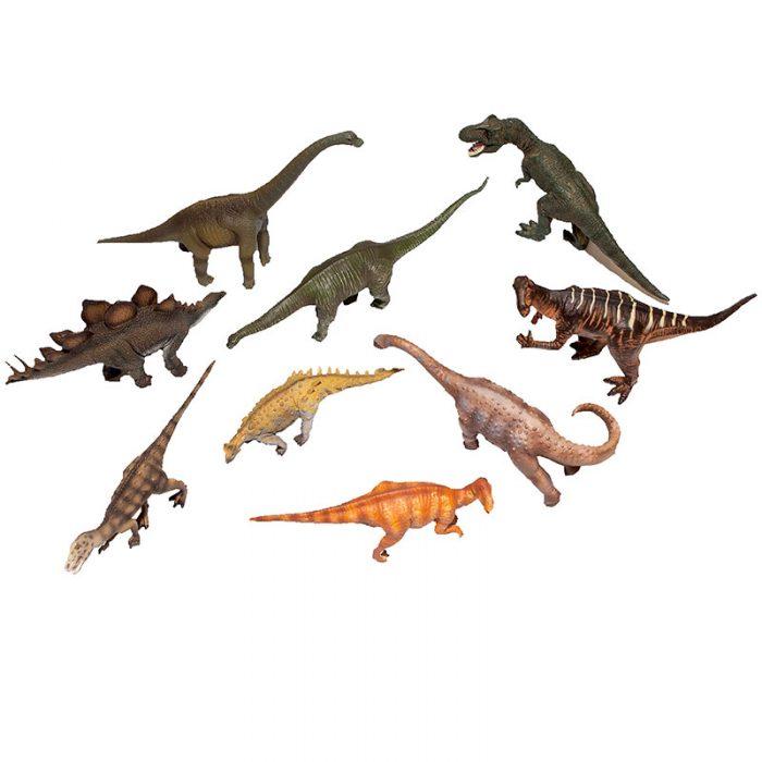 Dinosaur Figures - L