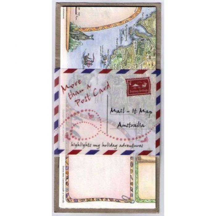 Journey Jottings Mail it Map