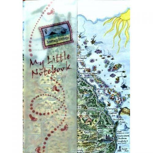 Journeys Jotting Notebook