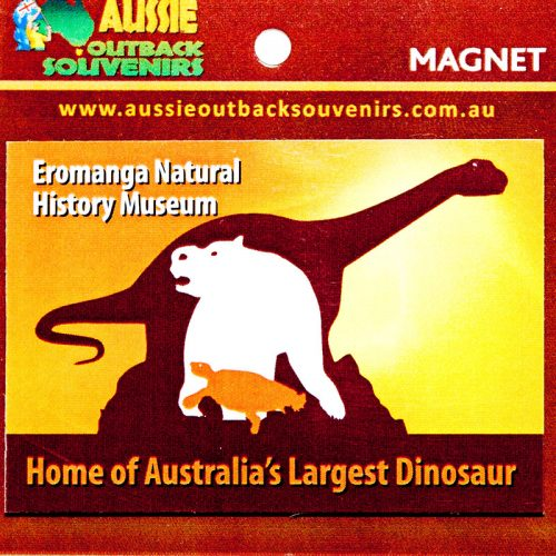 Magnets - Home of Australia's Largest Dinosaur