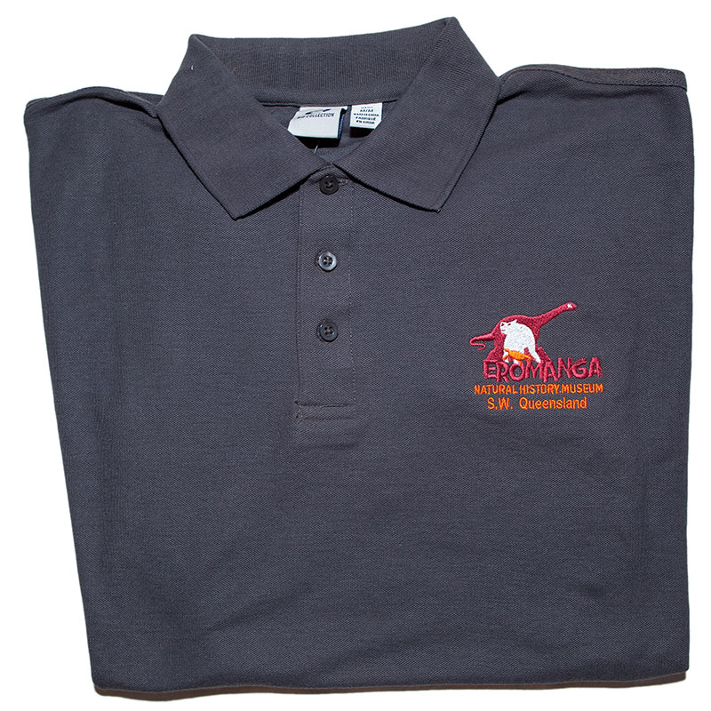 Mens polo - black