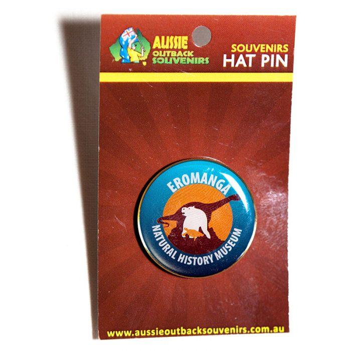 Metal Hat Badge