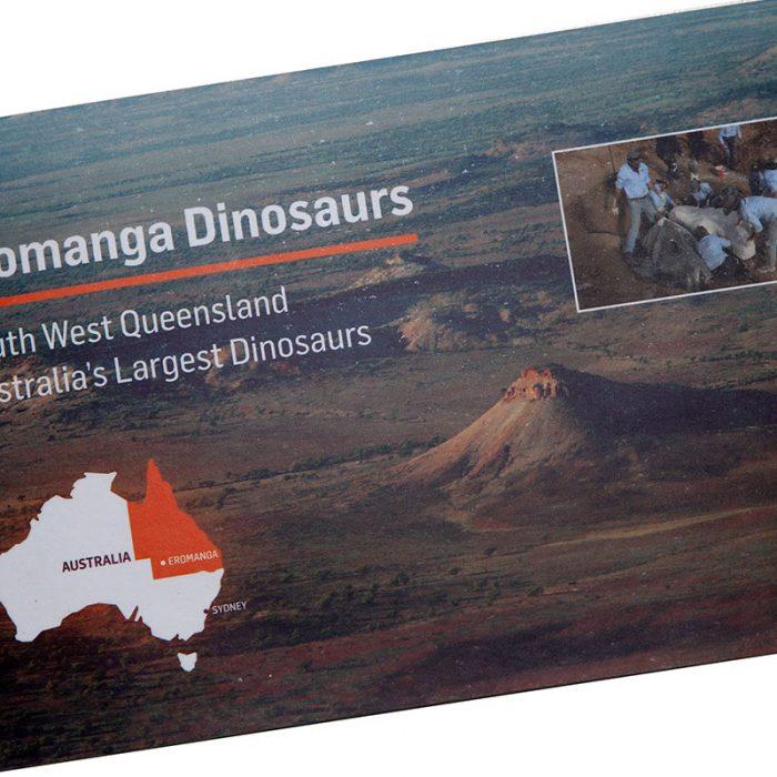 Outback Gondwana Postcard