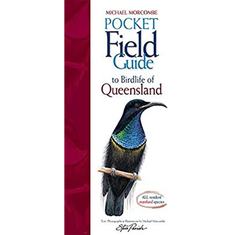 Pocket Fieldguide to Birdlife of Queensland
