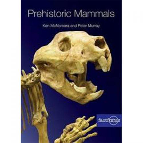 Prehistoric Mammals Book