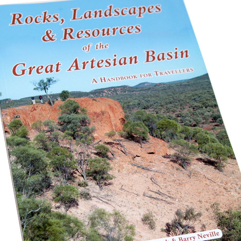 Rocks, Landscapes and Resources of the Great Artesian Basin