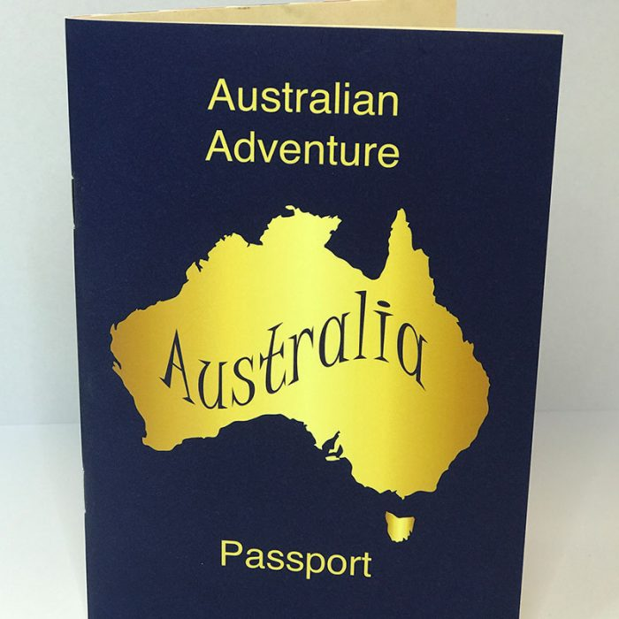 Australian Adventure Passport