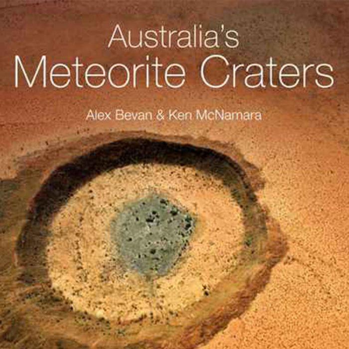Australia's Meteorite Craters Book